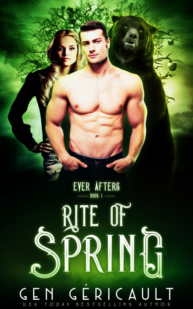 Book Cover: Rite of Spring