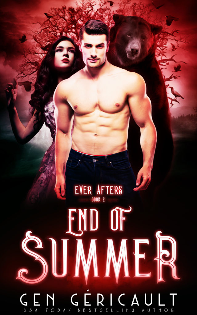 Book Cover: End of Summer